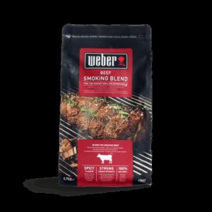 Miscela chips Weber per carne di manzo
