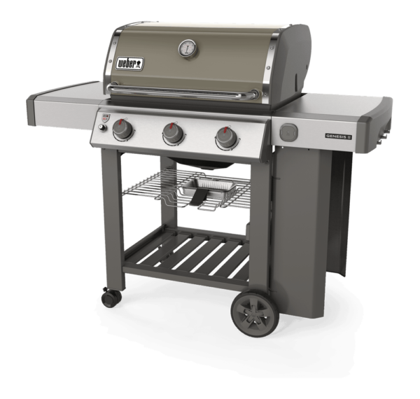 WEBER Gas Barbecue Genesis II E-310 GBS