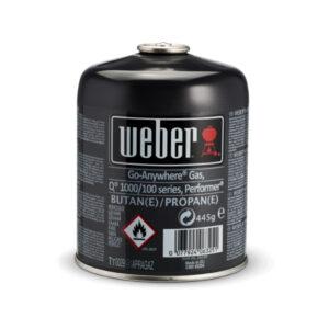 Cartuccia gas Weber 445 g