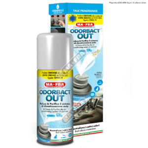 deodorante MAFRA - ODORBACT OUT
