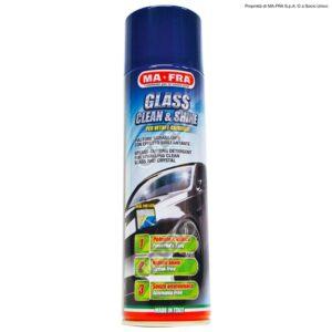 Glass Clean & Shine - Pulizia Vetri e Lucidatura Vetri auto Mafra 500ml