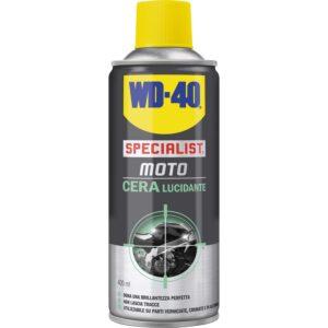 Wd-40 Moto - Cera Lucidante 400 ml