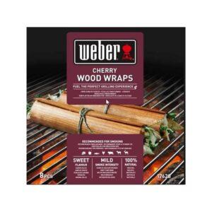 Weber wraps d'affumicatura ciliegio