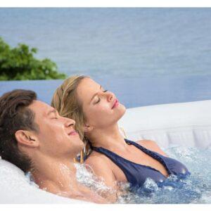 BESTWAY – Piscina Idromassaggio gonfiabile Lay-Z-Spa® Bahamas AirJet 2-4 persone 4