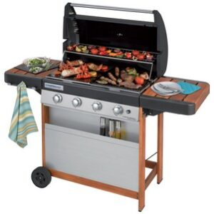 CAMPINGAZ – BARBECUE A GAS 4 SERIES WOODY L 2