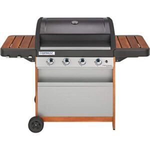BARBECUE A GAS 4 SERIES WOODY L