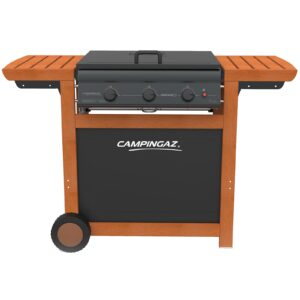 BARBECUE ADELAIDE 3 WOODY DUAL GAS - CAMPINGAZ