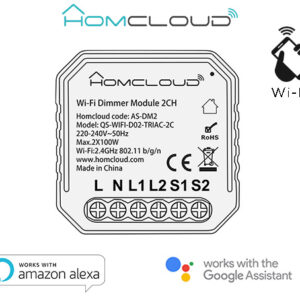 Modulo Dimmer Wi-Fi intelligente