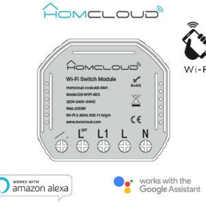 Modulo Interruttore Intelligente Wi-Fi