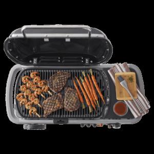 Barbecue portatile Weber Traveller 2