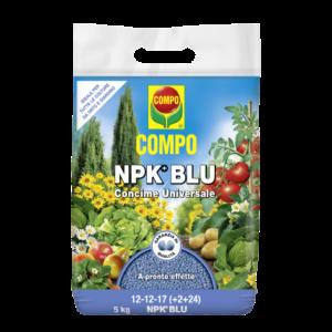 Concime per esterno NPK BLU - COMPO