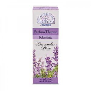 Deodorante per ambienti Parfum thermo rilassante - Nuncas