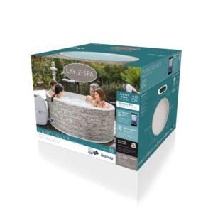 Piscina idromassaggio gonfiabile Lay-z-spa Vancouver 16
