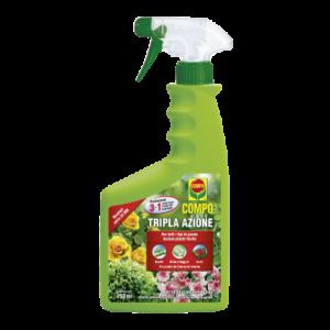 Spray Piante Tripla Azione PFnPO - COMPO