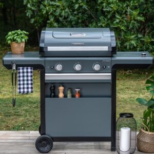 Barbecue a gas 3 Series Select S – Campingaz 4