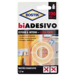 Bostik biADESIVO esterni & interni 19mm x 1.5mt