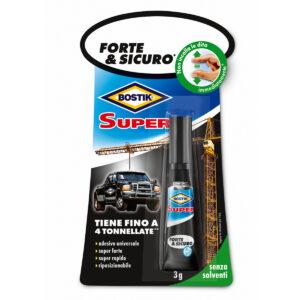Bostik Super Forte & Sicuro 3g