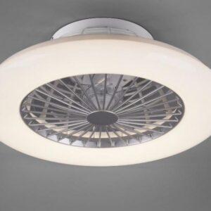 Ventilatore da soffitto a LED dimmerabile – STRALSUND
