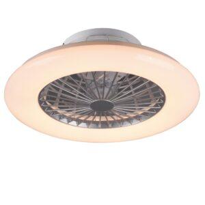 Ventilatore da soffitto a LED dimmerabile – STRALSUND 4