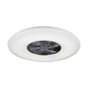Ventilatore da soffitto a LED dimmerabile – Visby 2